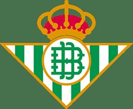 Imagen del escudo del Betis Balompié