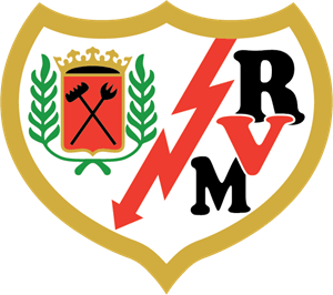 Imagen del escudo del Rayo Vallecano