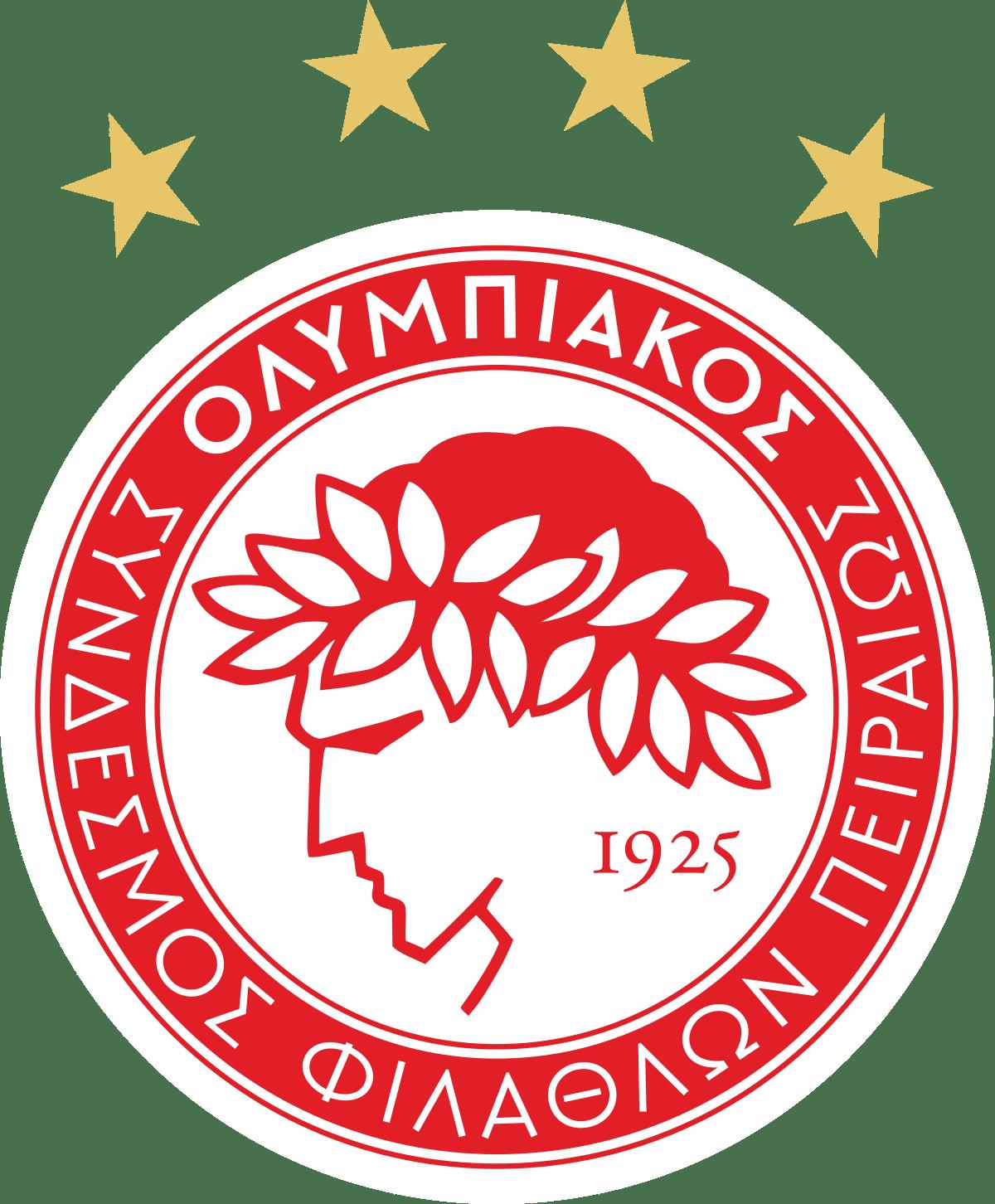 Escudo del Olympiacos