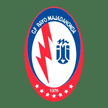 Imagen del escudo del Rayo Majadahonda