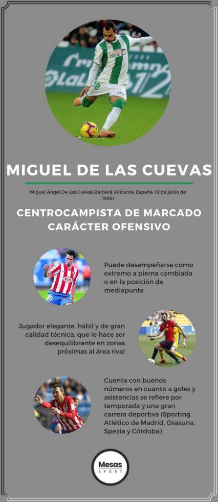 Imagen de la infografía de Miguel de las Cuevas