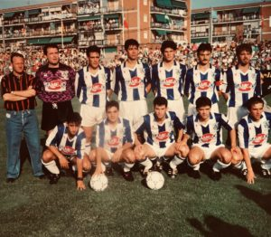 Imagen de Pepe Mesas en el CD Leganés