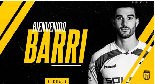 "Imagen de Diego Hernández Barriueso ""Barri"""